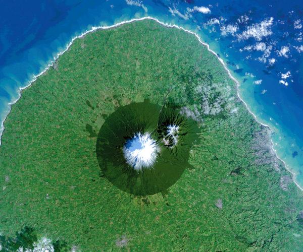 Edgmont Volc NASA