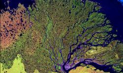 Lena Delta NASA