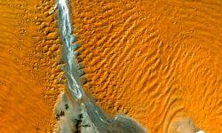 Namib Desert NASA
