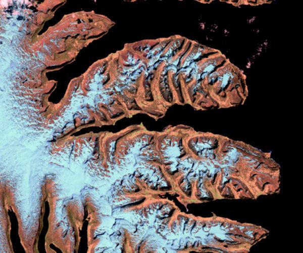 West Fjords NASA
