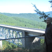 Luxton Bridge on the MSH highway