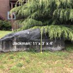 Jackman erratic