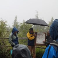 Mount Walker Jeff and Ken lecture 6-11-2016
