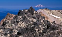 Lassen Peak, Lassen NP (J.Karachewski)